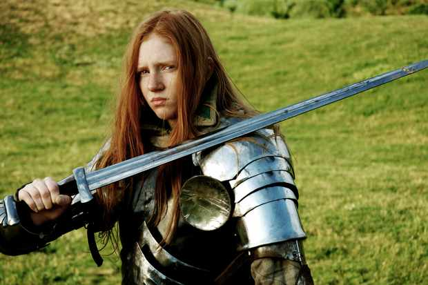 In 1358, women finally gained full knightly acceptance in England when they began to be admitted to chivalric orders. (Photo by Eugene Antonov/iStock/Getty Images Plus)