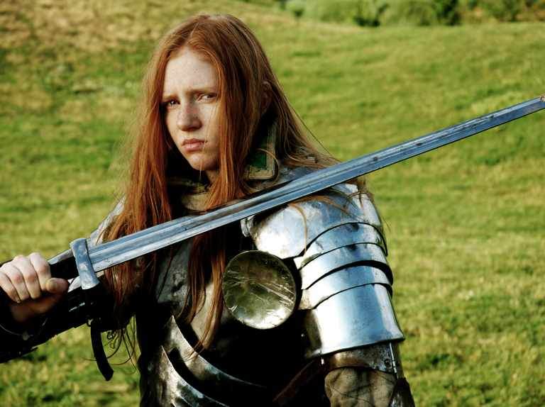 Could a woman become a knight in medieval times?