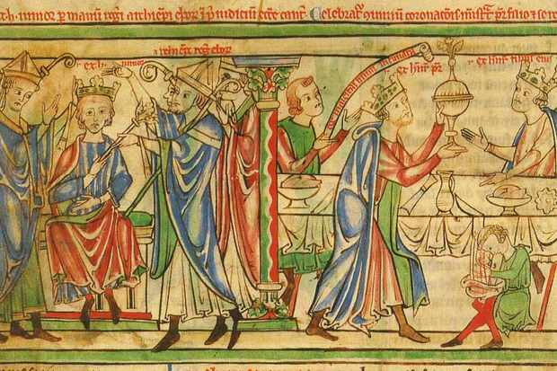 The real King Arthur and his Lancelot: Henry the Young King and William Marshal
