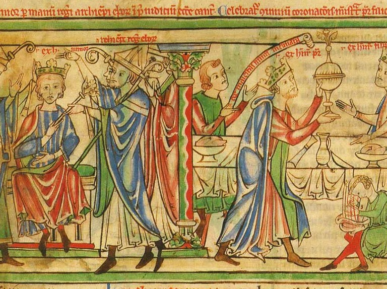 The remarkable friendship between Henry the Young King and William Marshal