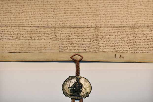 Parts of the Magna Carta