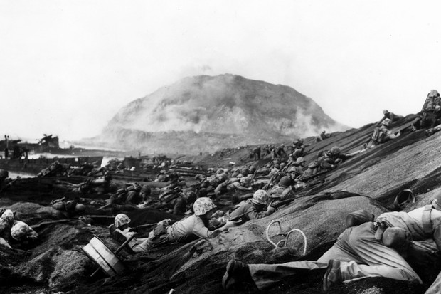 The battle for Iwo Jima: why did it happen and why was it so hard fought?