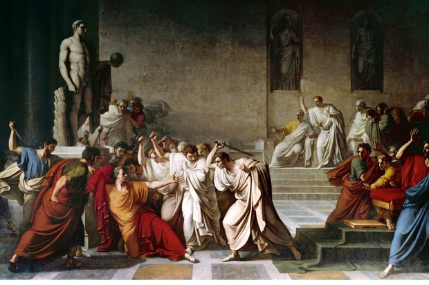 The death of Caesar: do we know the whole story?