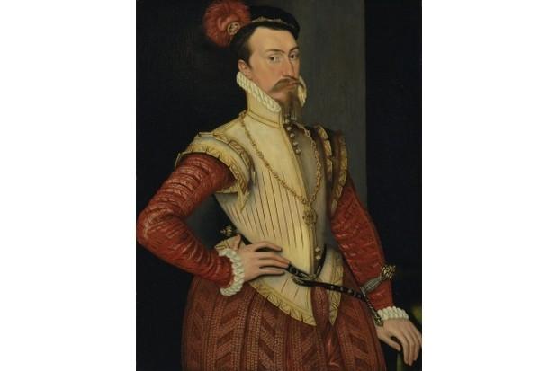 "Robert Dudley, who Elizabeth called her ""sweet Robin"". (© Heritage Image Partnership Ltd / Alamy)"
