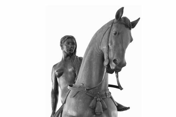 Statue of Lady Godiva