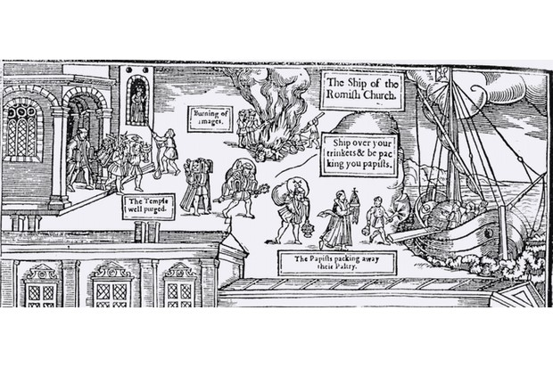Elizabeth I's war with England's Catholics