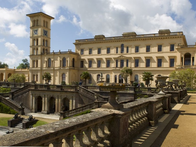Inside Osborne House: Victoria and Albert's Island Residence