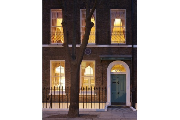 48 Doughty Street, today the Charles Dickens Museum. (Photo by Charles Dickens Museum)