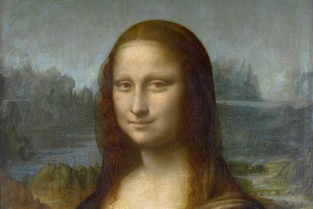 Da Vinci's Mona Lisa portrait