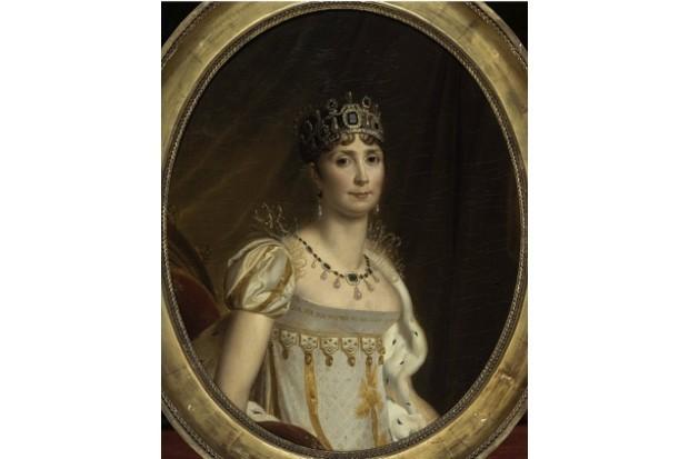 Joséphine de Beauharnais, the first wife of Napoléon Bonaparte (1763-1814) in 1801. Found in the collection of the Musée national des châteaux de Malmaison et de Bois-Préau. (Photo by Fine Art Images/Heritage Images/Getty Images)