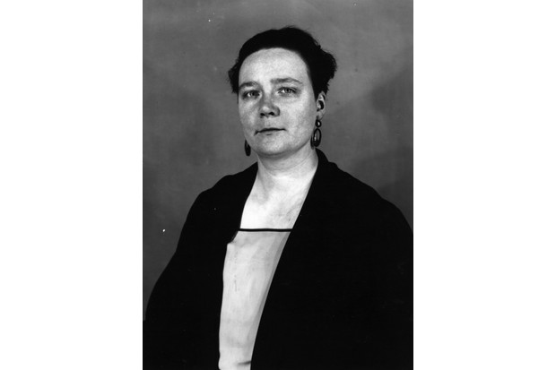 English writer Dorothy L Sayers