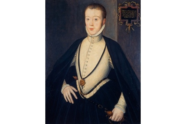 Lord Darnley portrait