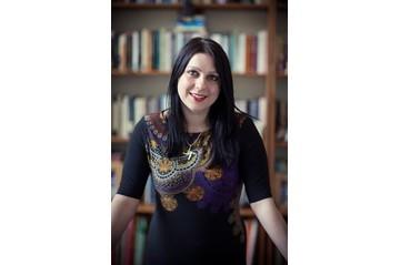 Janina Ramirez. (Photo by Fran Monks for BBC History Magazine)