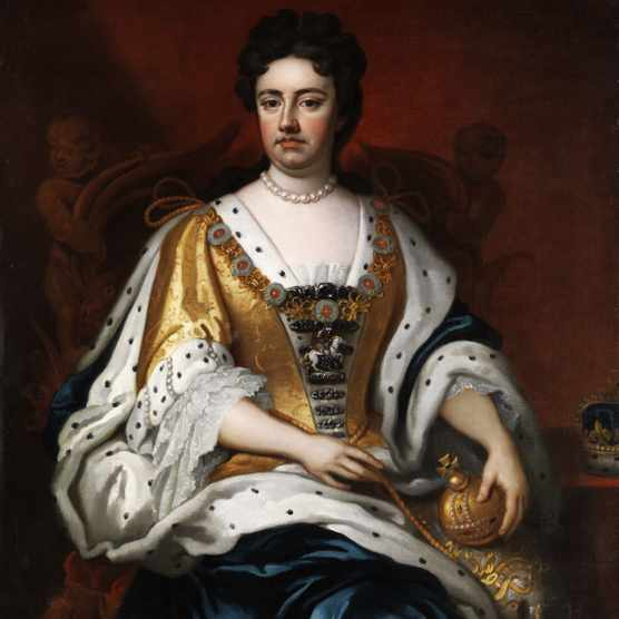 Queen Anne, 17th century