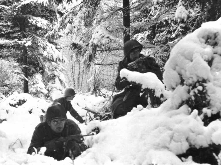 Why is Hitler's Ardennes campaign called the battle of the Bulge?