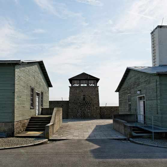 Mauthausen Concentration Camp, Austria
