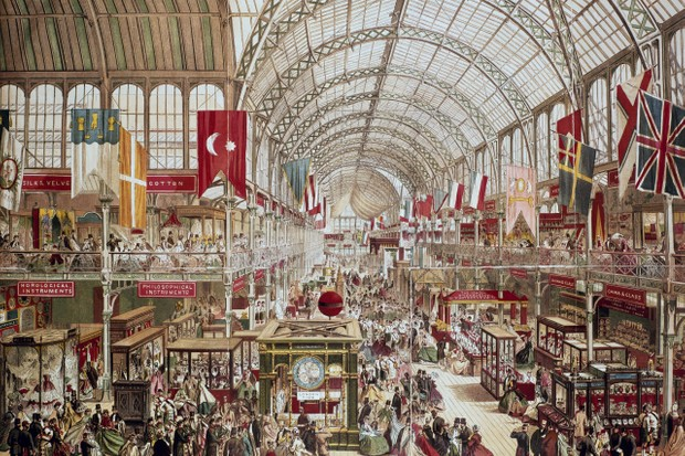 The 1851 Great Exhibition At The Crystal Palace: A Victorian Spectacle -  HistoryExtra