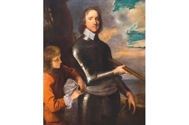 Oliver Cromwell as painted by Robert Walker in 1649. That same year, Cromwell besieged the Irish town of Wexford, whose population was ravaged by the New Model Army. (Photo by Alamy)