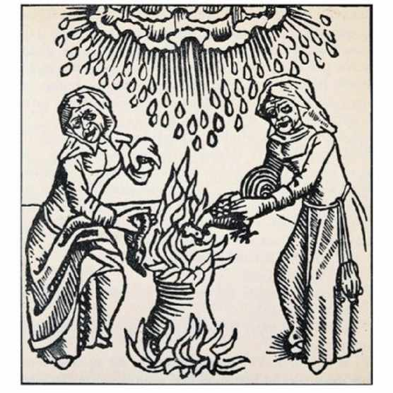 A Brief History of Witches & Witchcraft - History Extra