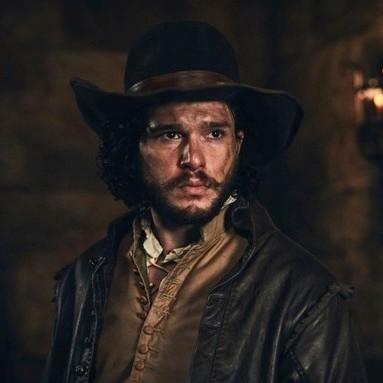 Kit Harington as plotter Robert Catesby in the BBC drama 'Gunpowder'. (BBC/Kudos)