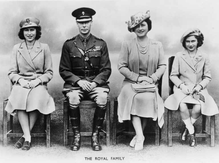 The Windsors at war: what did the royal family do during WW2?