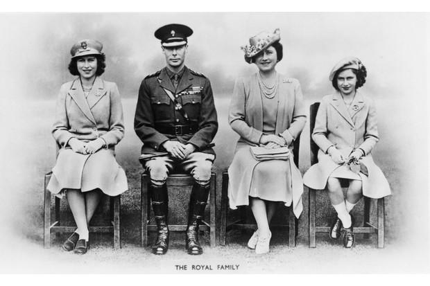 George Vi King Royalty Royal Family