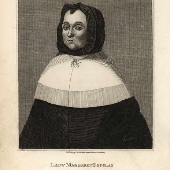 Lady Margaret Douglas, mother of Henry Darnley