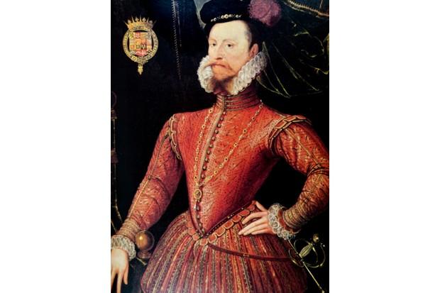 Robert Dudley.