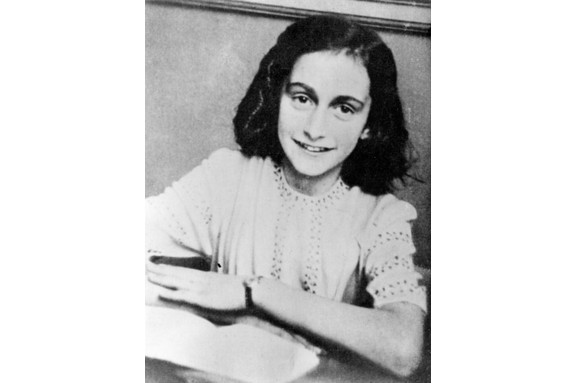 Anne Frank, a Jewish girl who went into hiding in Amsterdam during the Second World War to escape from the Nazis. Her diary was first published (in Dutch) on 25 June 1947. (Photo by ullstein bild/ullstein bild via Getty Images)
