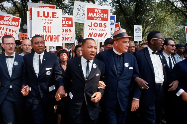 """I have a dream"": the story of Martin Luther King's struggle for civil rights in America"