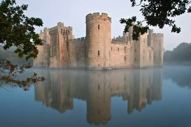 How To Build A Medieval Castle History Extra