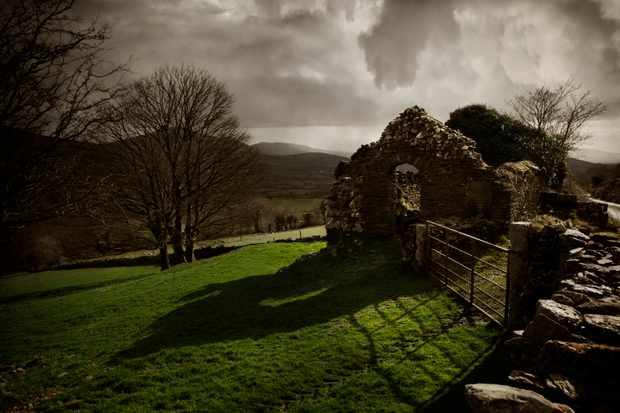 Borris, County Carlow, Ireland. (Photo by Timothy Seren/ullstein bild via Getty Images)