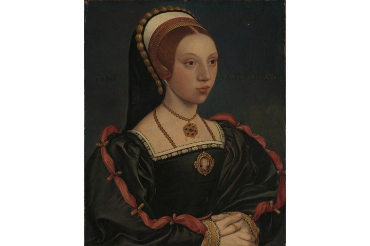 A portrait of Catherine Howard. (Photo by Fine Art Images/Heritage Images/Getty Images)