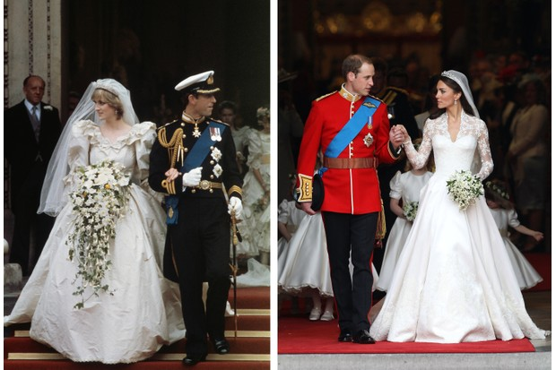 The 8 most famous royal weddings in British history