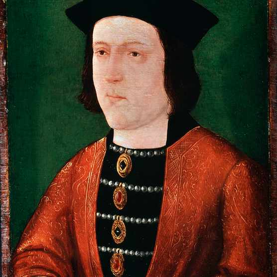 Edward IV, 15th century King of England, c1540. Artist: Anon