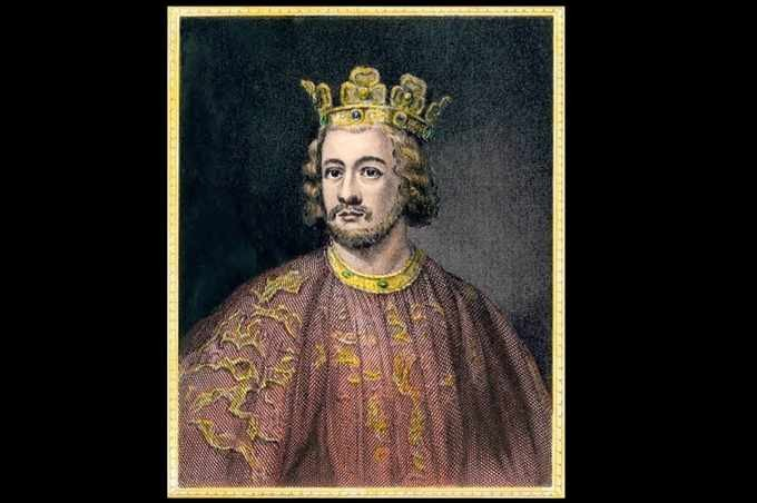 King John. (Universal History Archive/UIG via Getty Images)