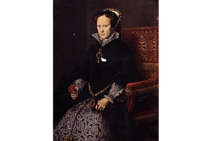 Mary I was defined by her intense piety and sober-mindedness but, says Tracy Borman, England's first crown queen regnant was a different woman in the closeted world of her privy chamber. (Photo by Hulton Archive/Getty Images)