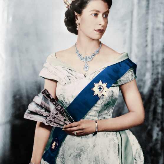 Queen Elizabeth II of England (Getty Images)
