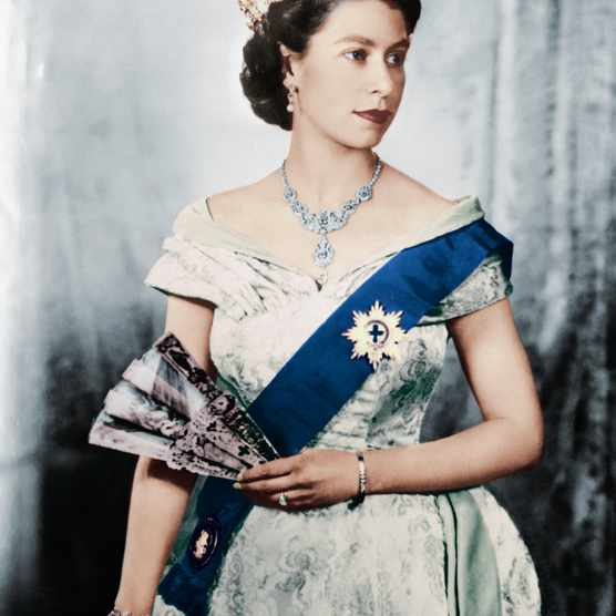 Queen Elizabeth II of England (Getty Images)