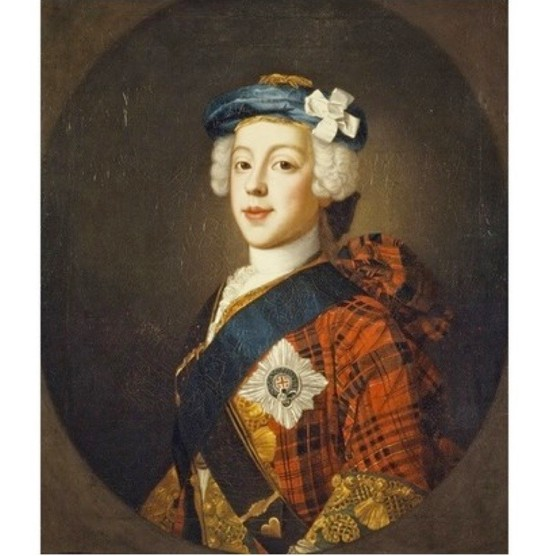 Prince Charles Edward Stuart, 'Bonnie Prince Charlie', by William Mosman, 1750. Oil on canvas. (Photo by National Galleries Of Scotland/Getty Images)