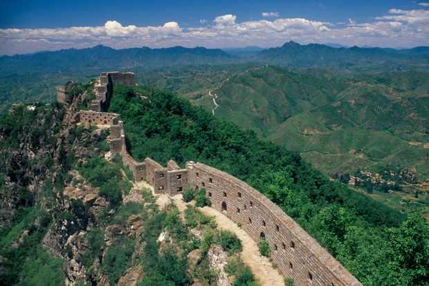 the great wall of china summary