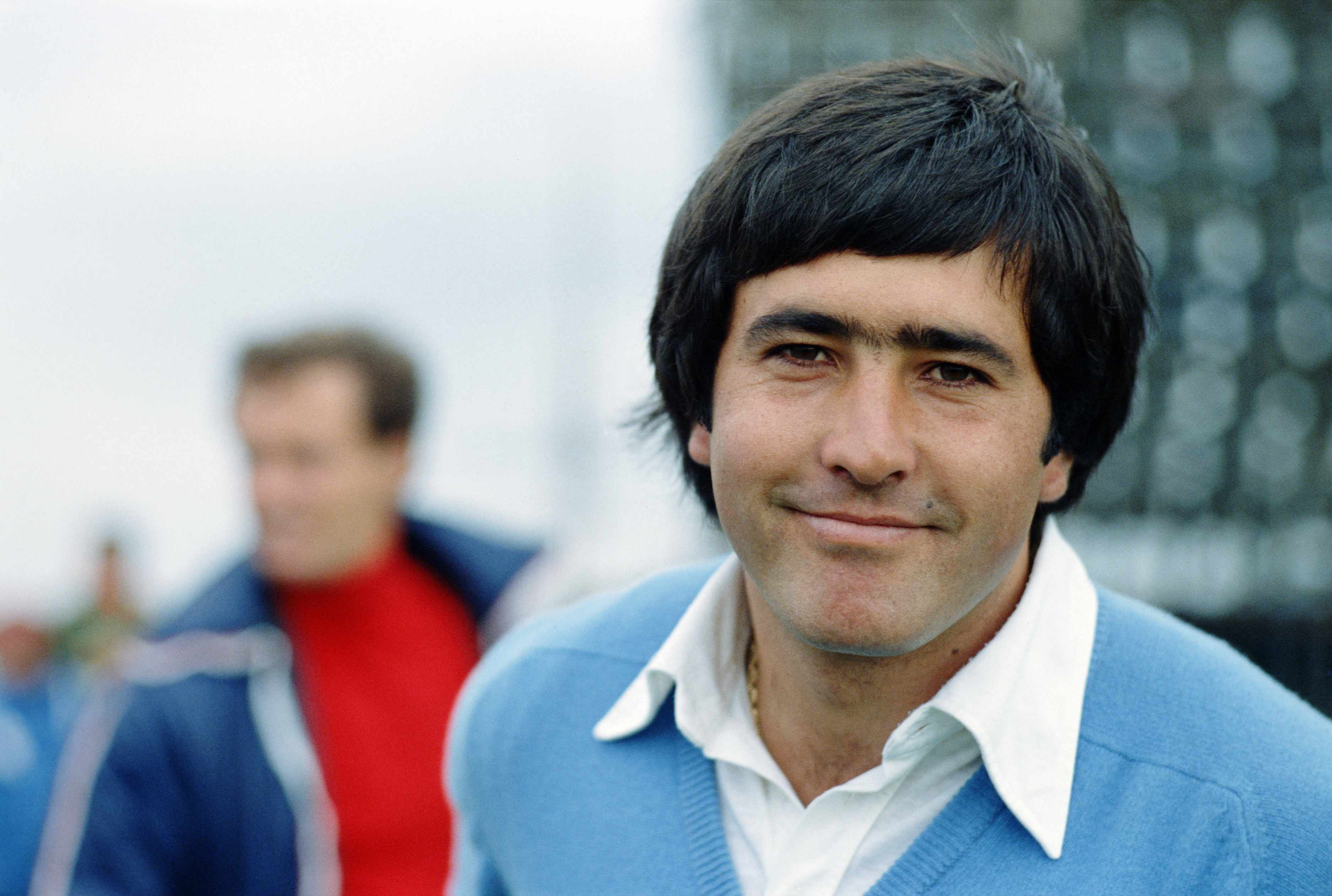 Seve Ballesteros. (Photo by Brian Morgan/Getty Images)