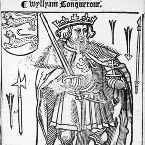 William the Conqueror (1027–87), king of England from 1066 when he defeated Harold II at the battle of Hastings. (Hulton Archive/Getty Images)