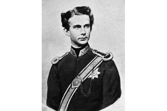 King Ludwig II of Bavaria. (Photo by Roger Viollet/Getty Images)
