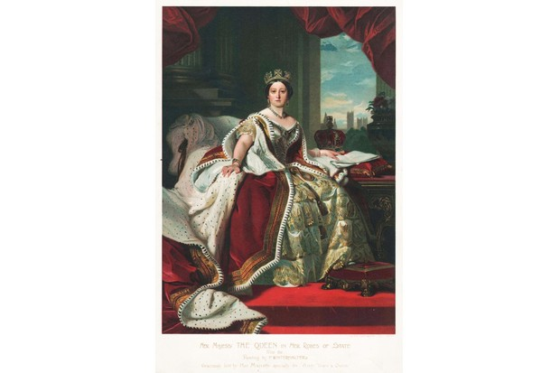 the queens governess