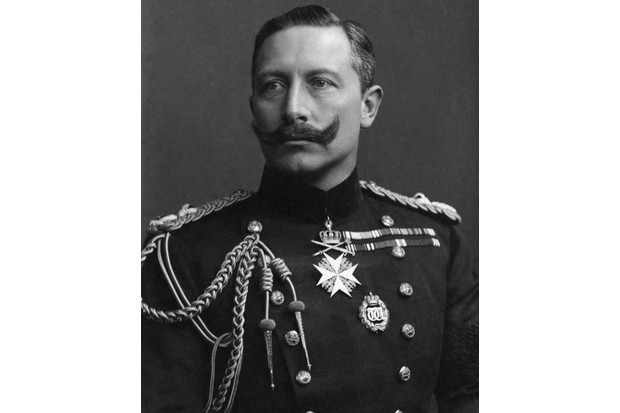 Queen Victoria's eldest grandchild, Germany's Wilhelm II. (Photo by TH Voigt/ullstein bild via Getty Images)