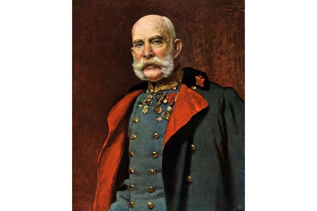 Emperor Franz Joseph I of Austria. (Photo by Culture Club/Getty Images)