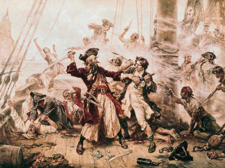 Did most English pirates really talk with a West Country accent?