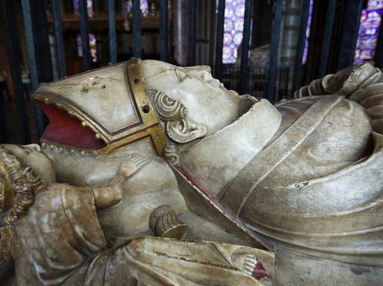Where history happened: the cult of Thomas Becket