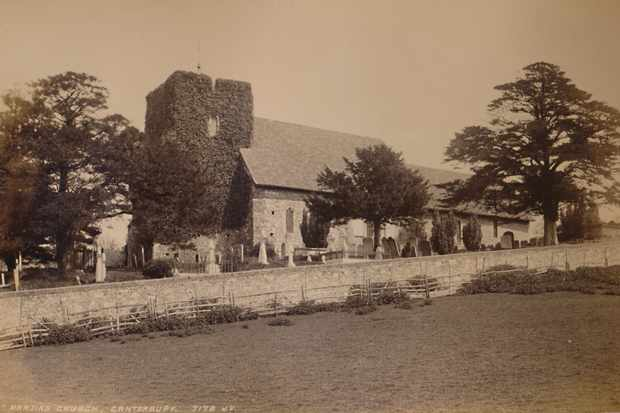 What is the oldest church in England?